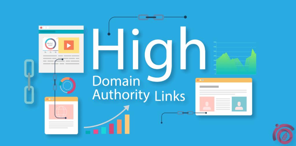 High-Domain-Authority-Links