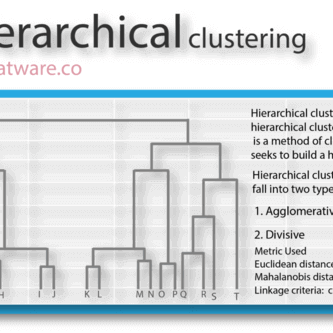 Hierarchical Clustering : The Definitive Guide