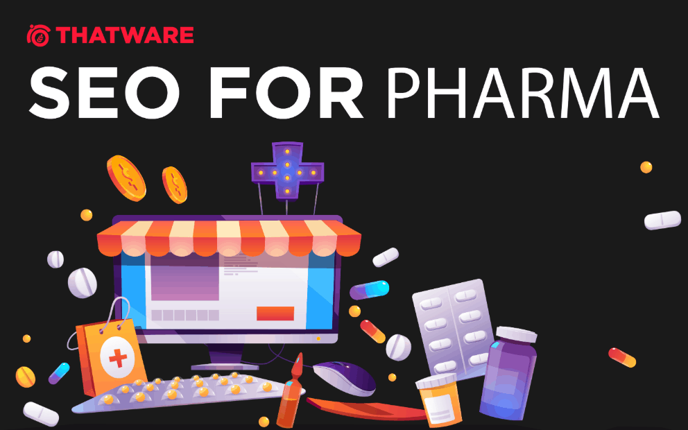 SEO for pharma