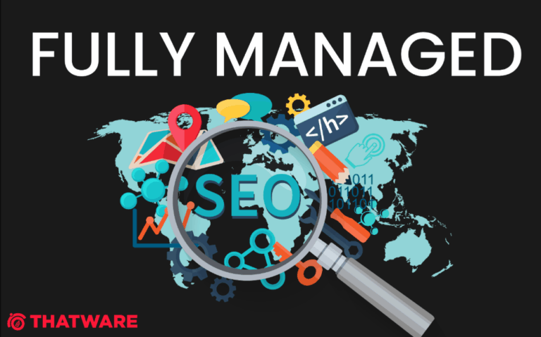 Fully Managed Search Engine Optimization - ThatWare