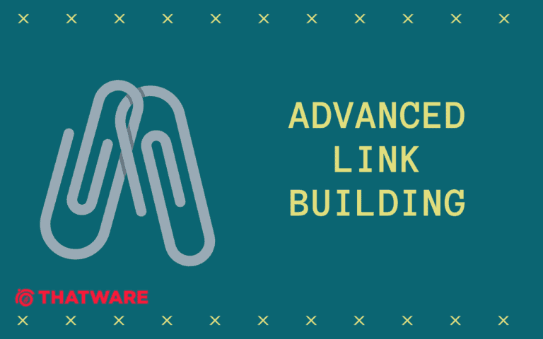 ADVANCED LINK BUILDING Service