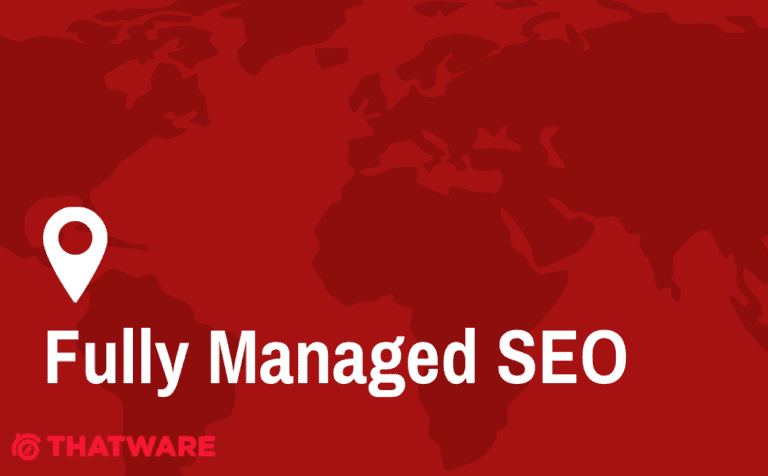 Fully Managed SEO