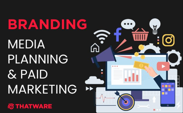 branding and paid marketing
