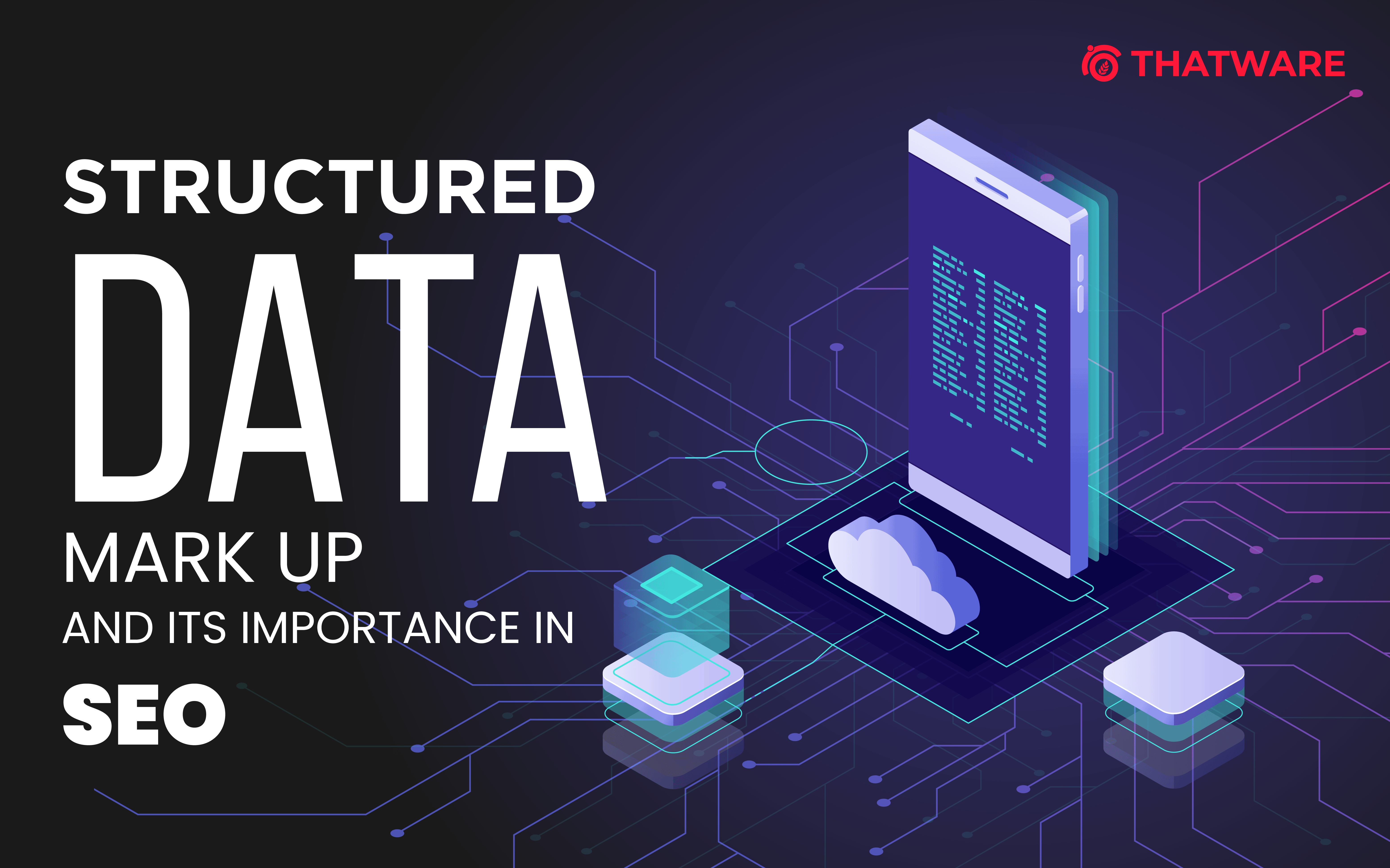 Importance of Structured Data Mark-Up