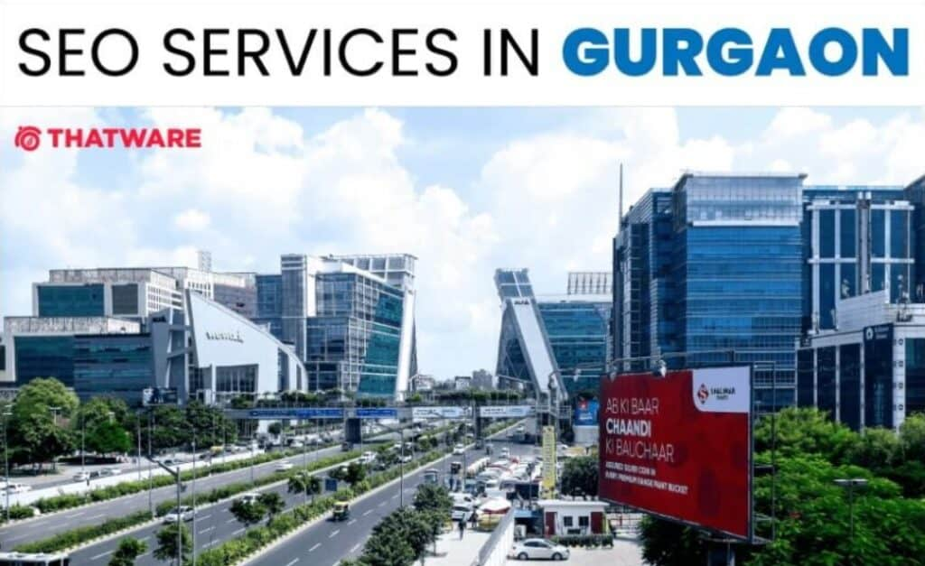 Seo services Gurgaon