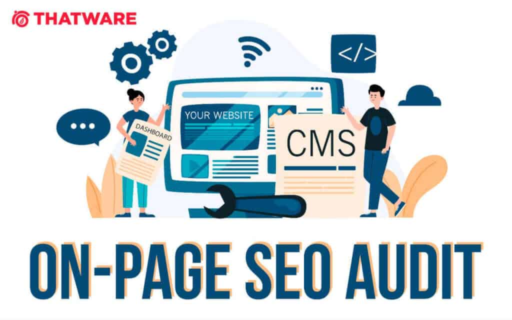 on page audit thatware