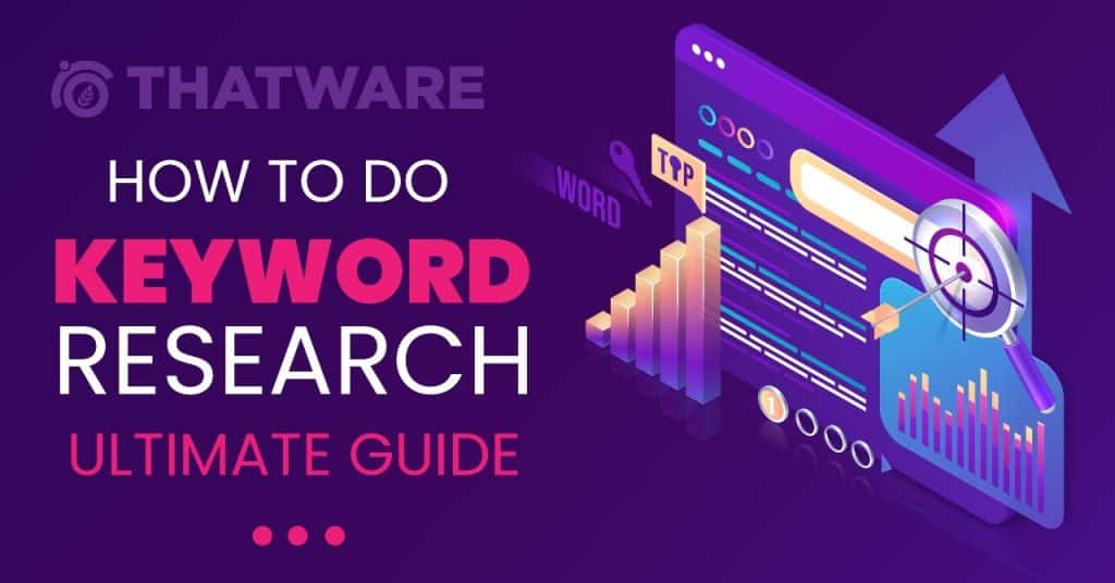 Extensive Keyword Research Guide