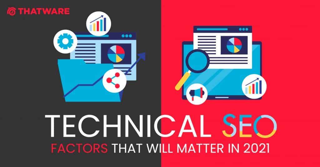 tech SEO 2021