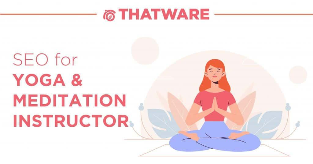 seo services for yoga and meditation instructor