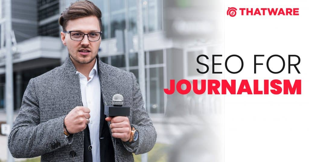 SEO Services For Journalism