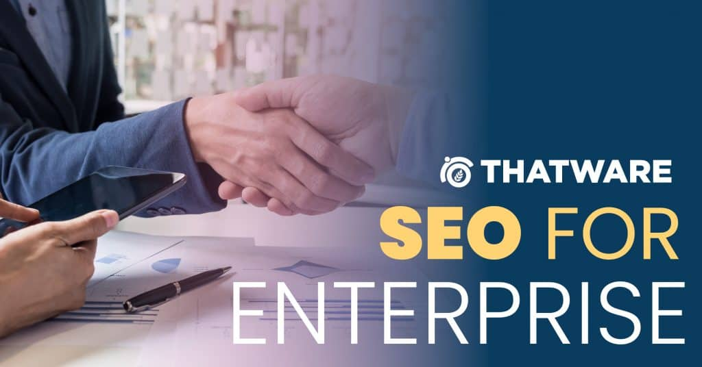 SEO Services For Enterprise