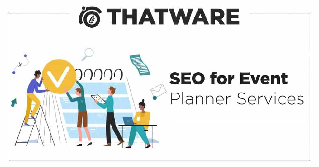 seo services for event planner