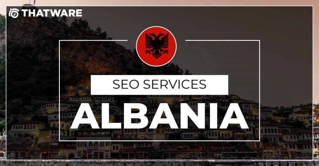 SEO services Albania