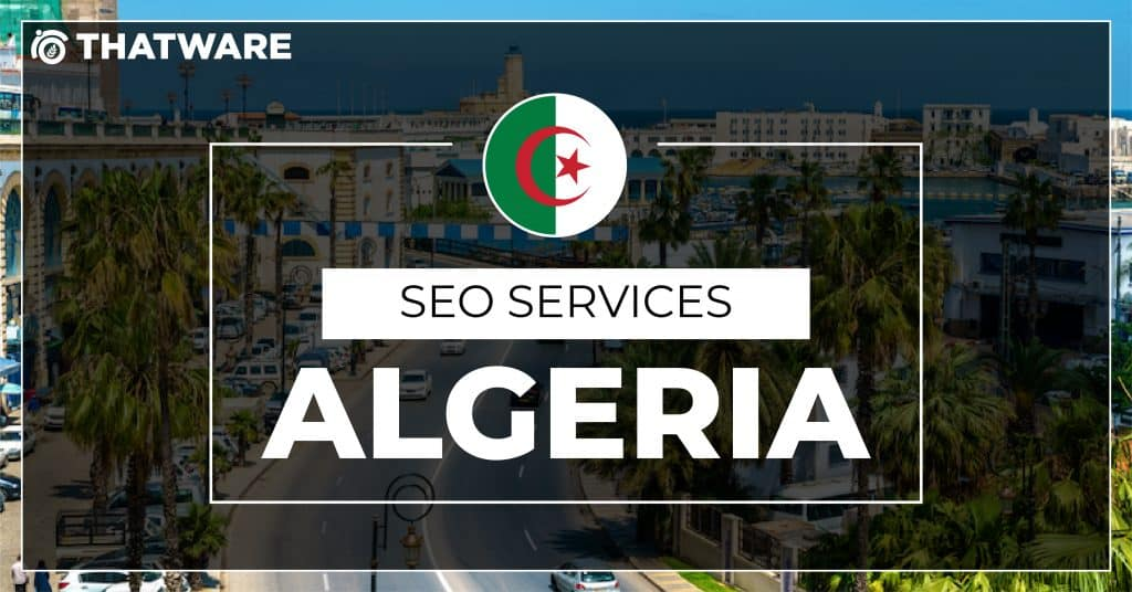 SEO services Algeria