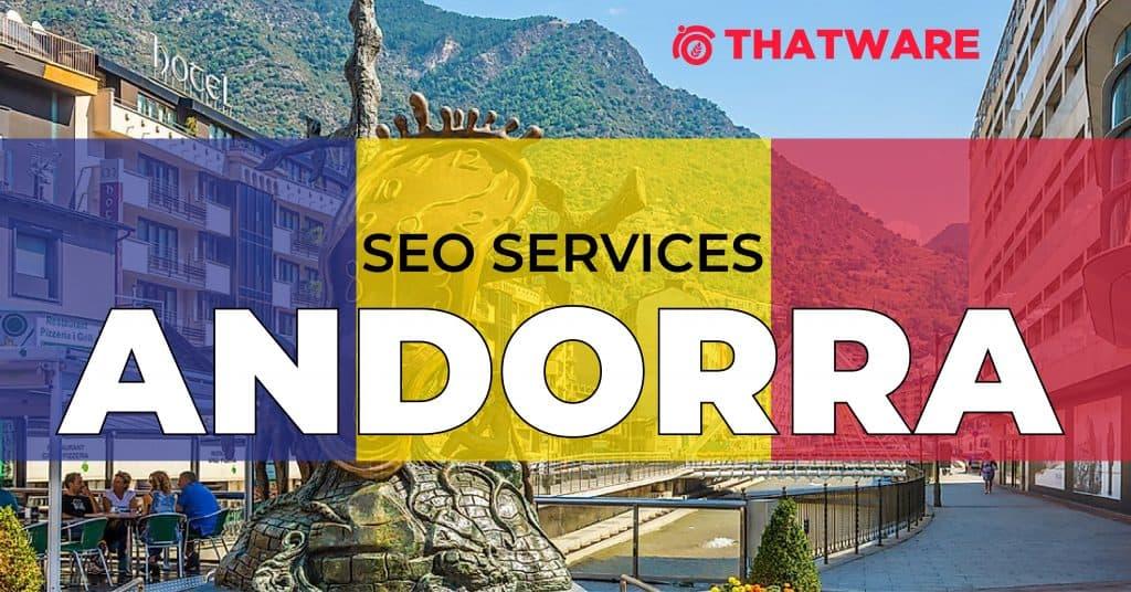 SEO services Andorra