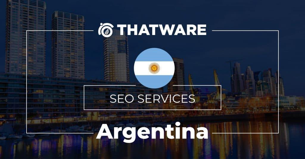 SEO services Argentina
