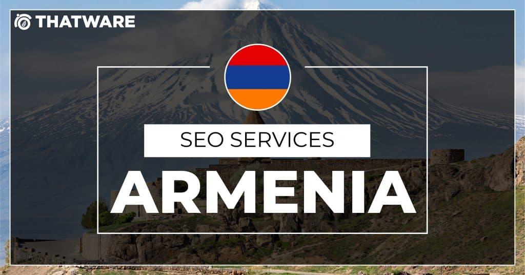 SEO services Armenia