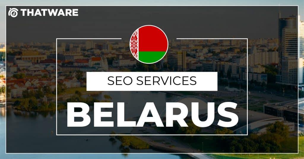 SEO services Belarus