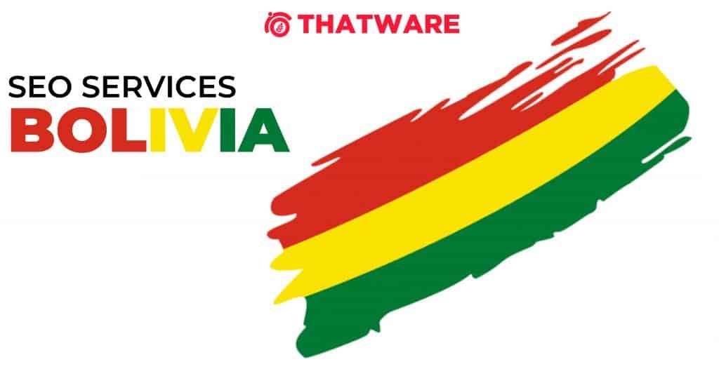 SEO services Bolivia