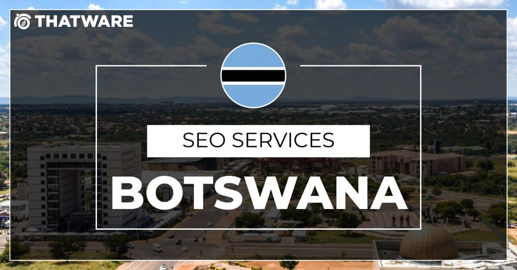 SEO Services Botswana
