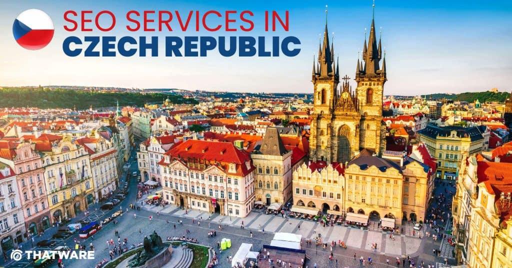 SEO Services Czech Republic
