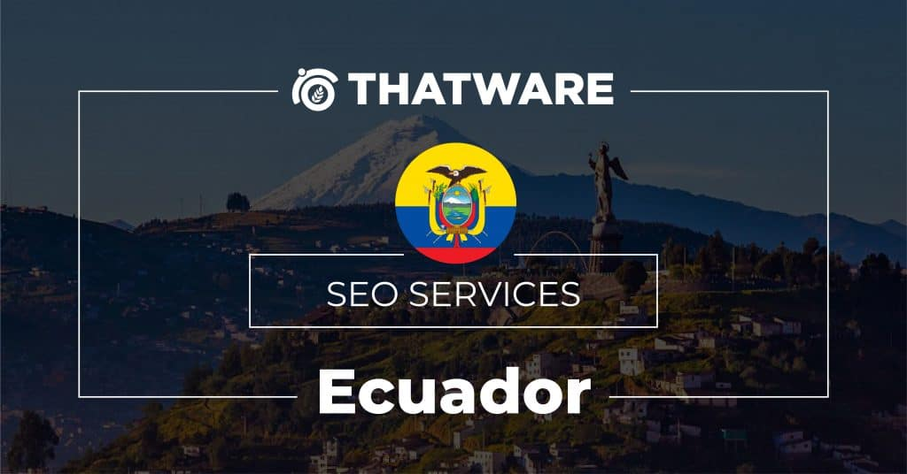 SEO Services Ecuador