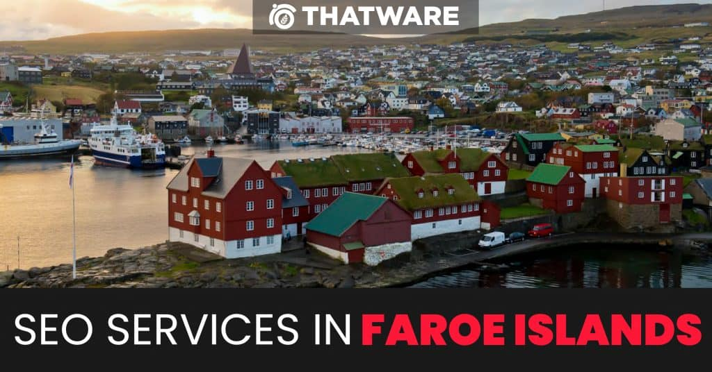 SEO Services Faroe Islands