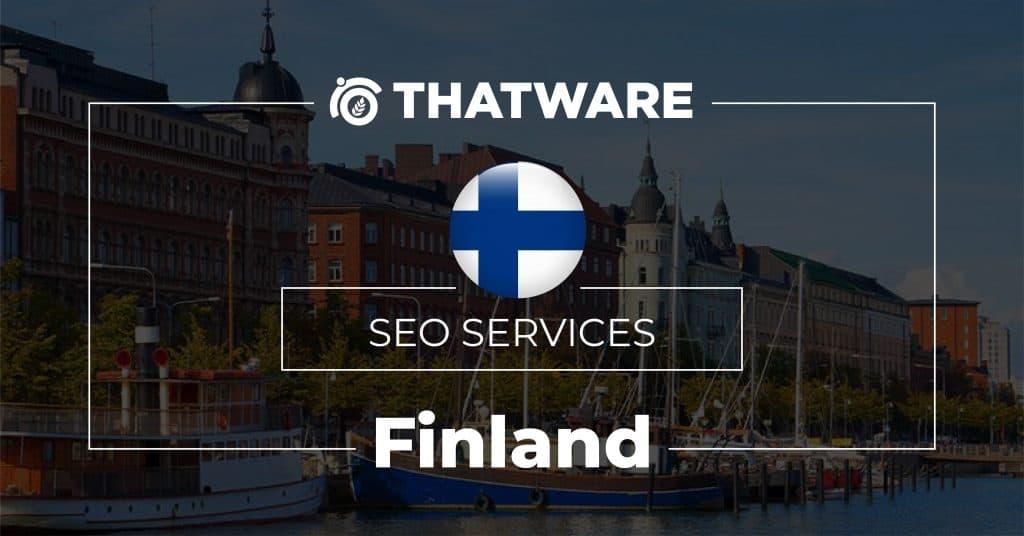 SEO Services Finland