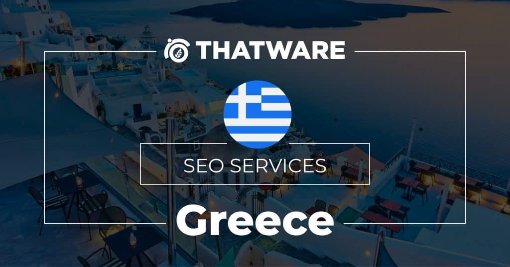 SEO SERVICES GREECE