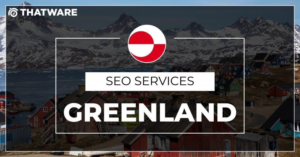 SEO SERVICES GREENLAND