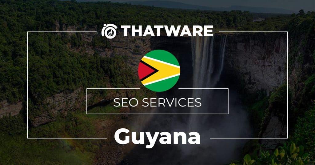 SEO Services Guyana