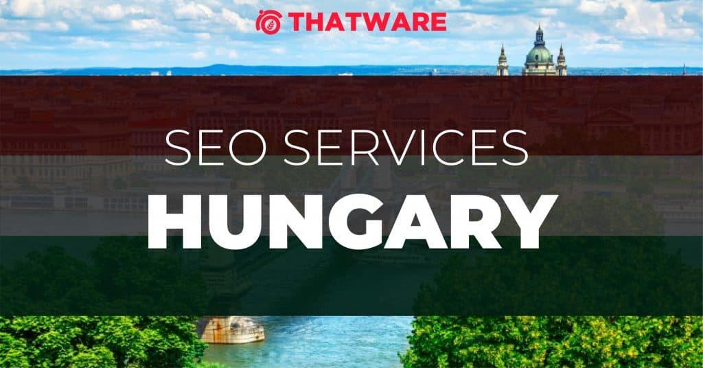 SEO Services Hungary