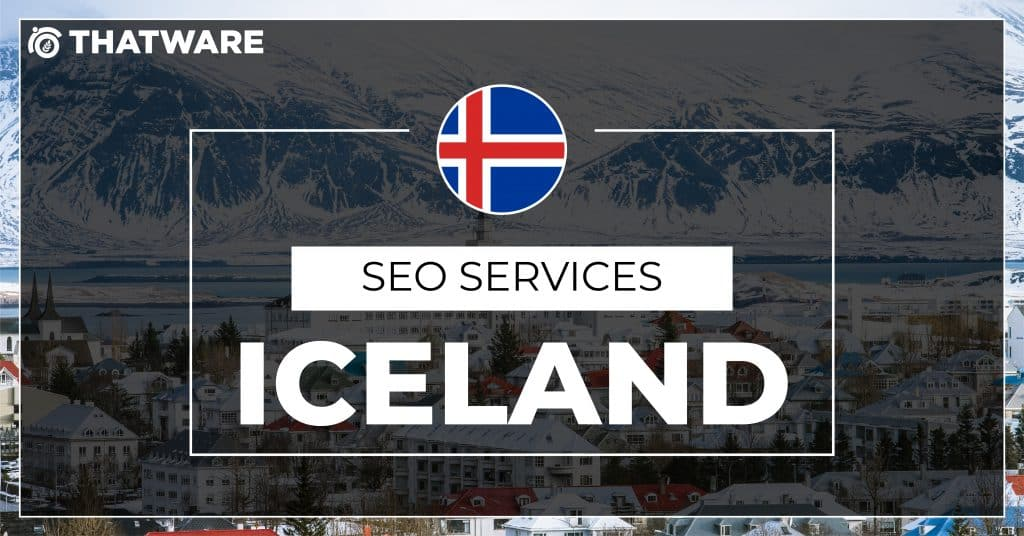SEO Services Iceland