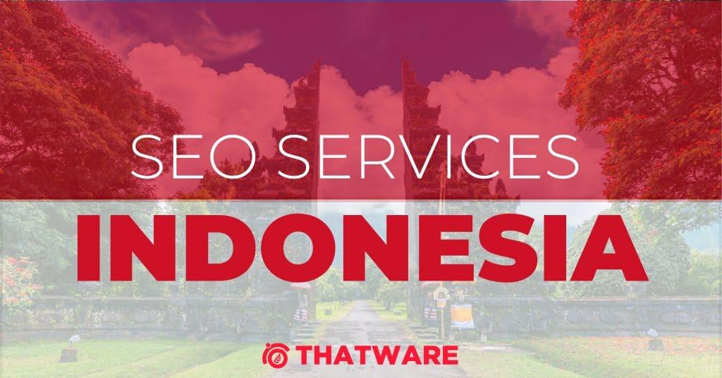 SEO Services Indonesia