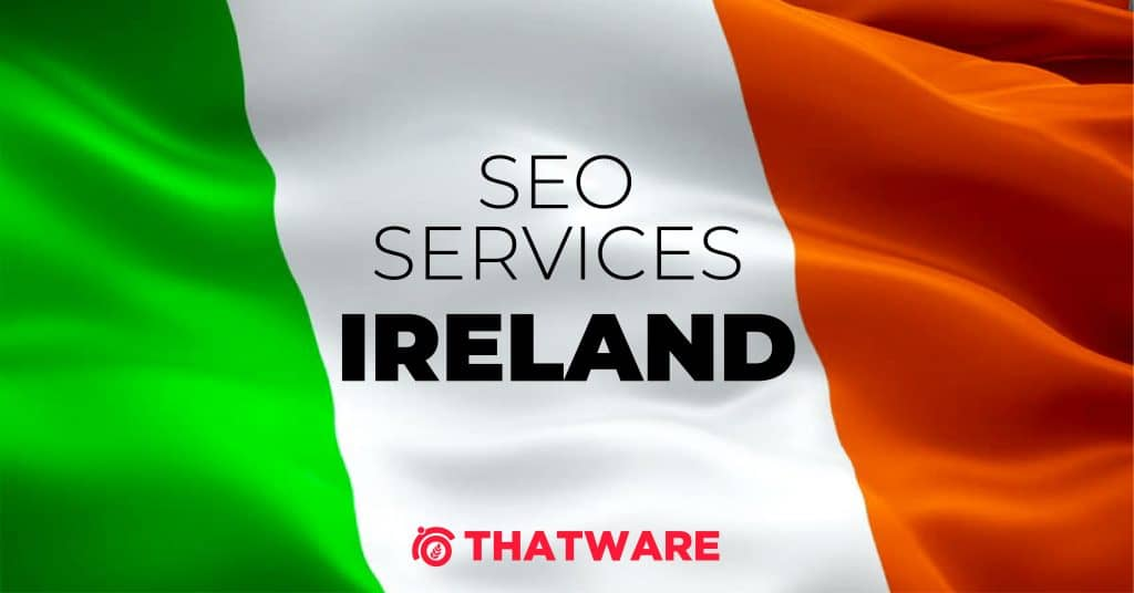 SEO Services Ireland