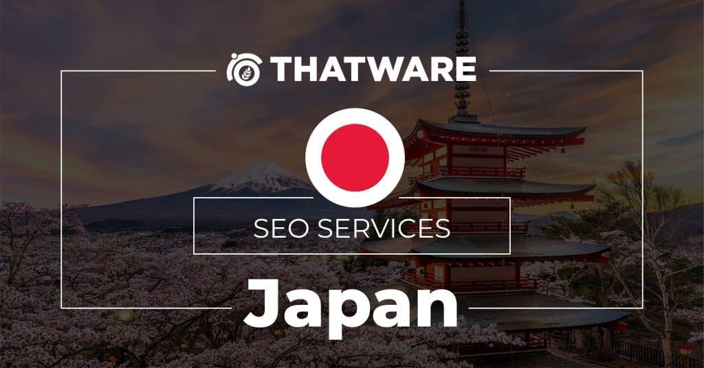 SEO Services Japan