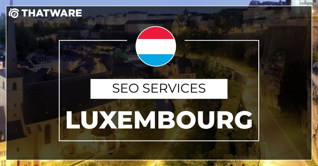 SEO Services Luxembourg