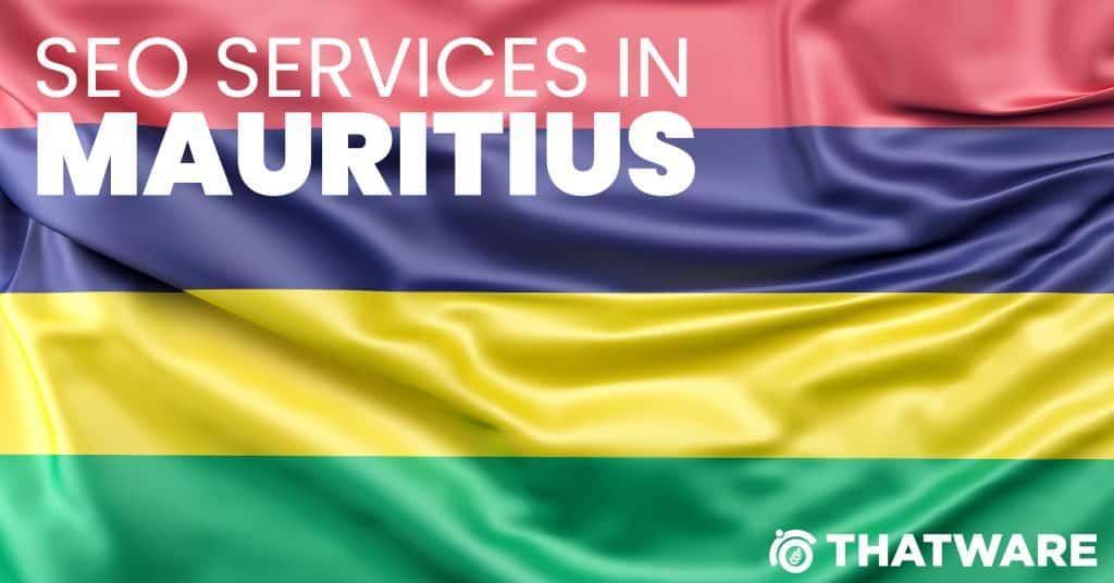 SEO Services Mauritius