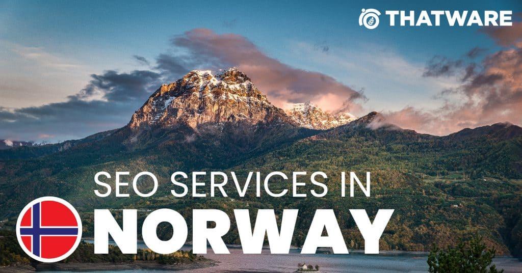 SEO Services Norway