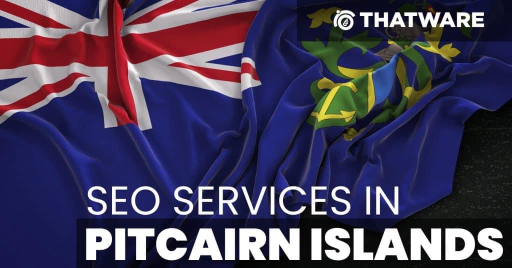 SEO Service Pitcairn Islands