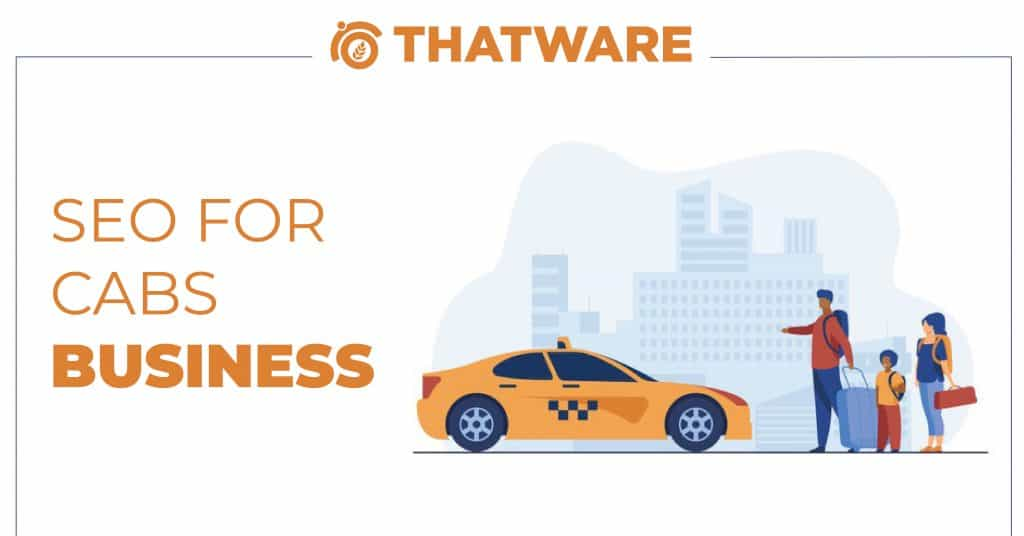 SEO for Cabs business