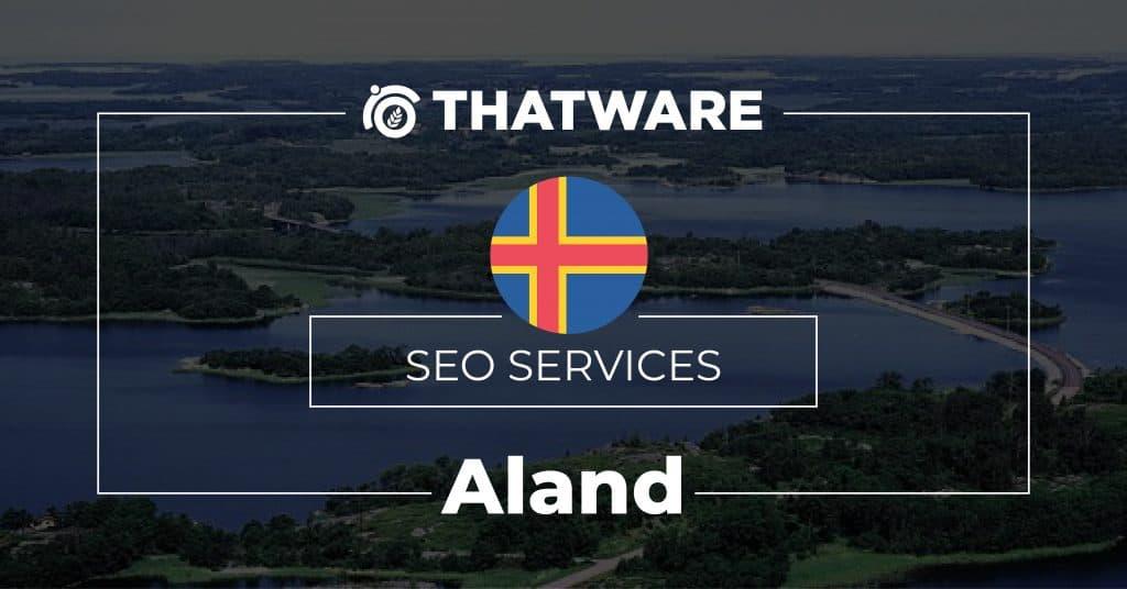 SEO services Aland