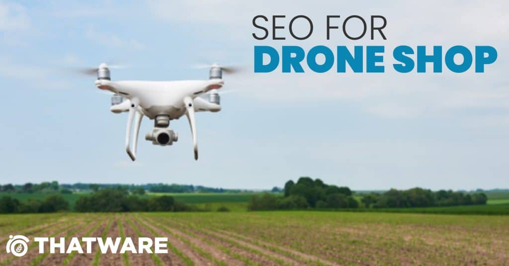 SEO services for Drones