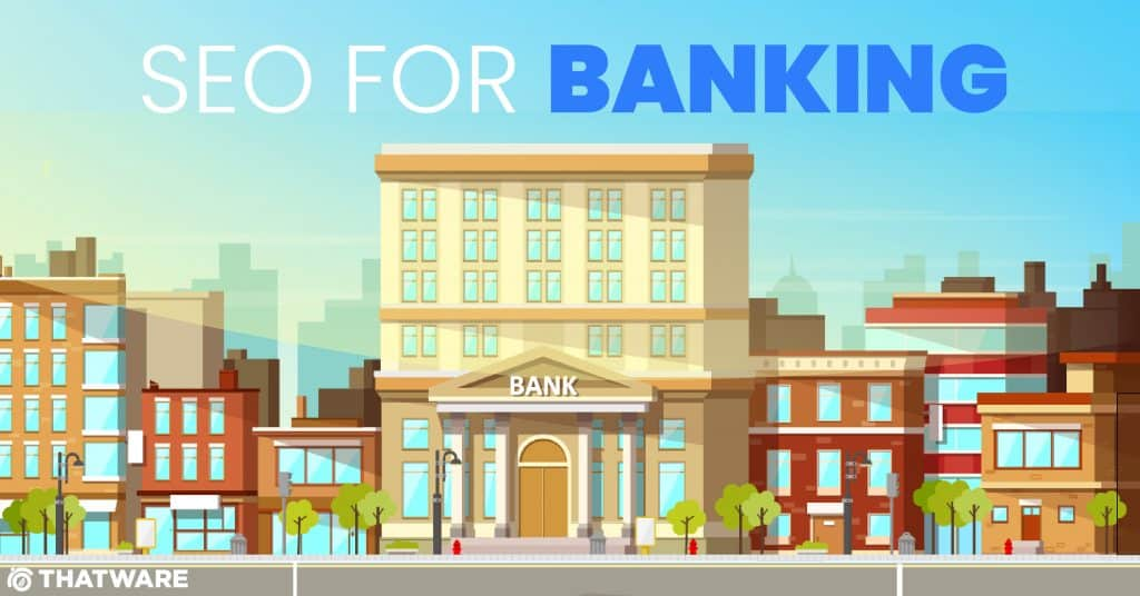 SEO services for banking