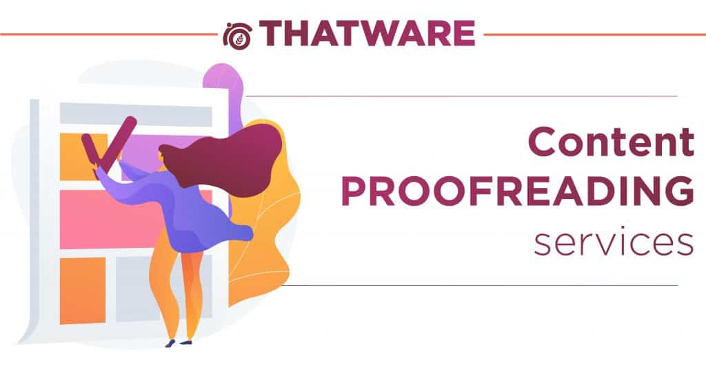 SEO Services For Proofreading