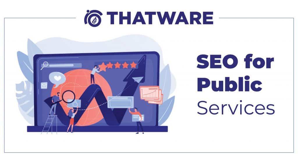 SEO Services For Public Services