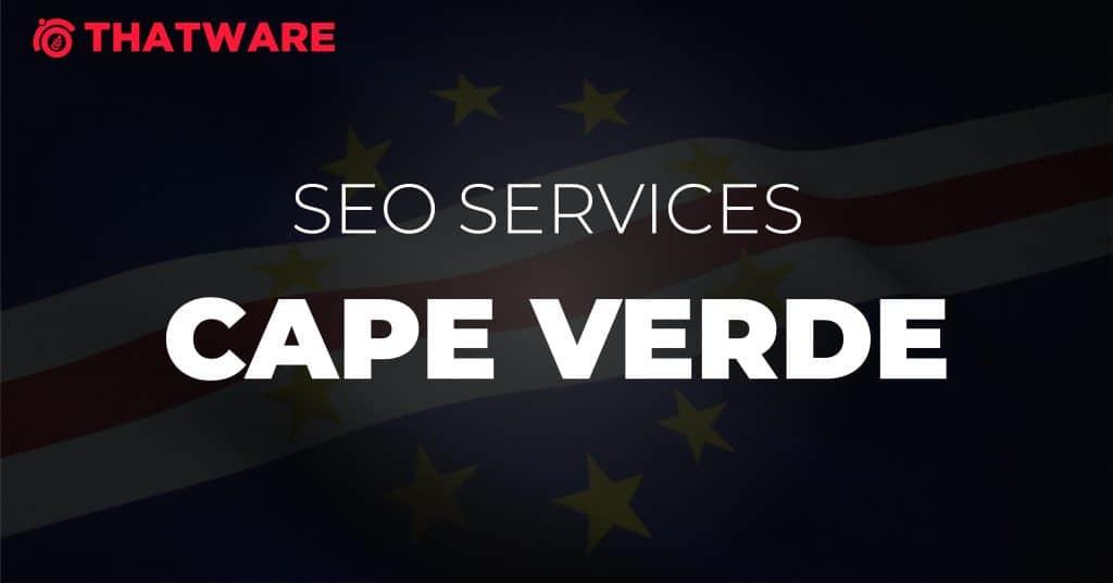 SEO Services Cape Verde