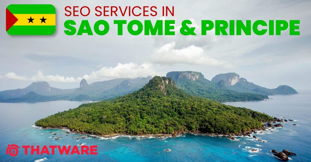 SEO Services Sao Tome and Principe