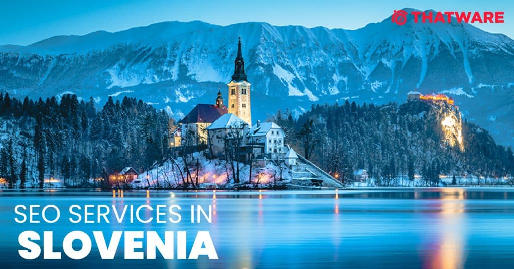 SEO Services Slovenia