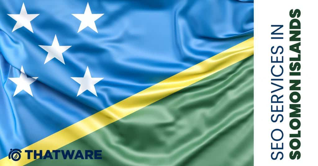 SEO Services Solomon Islands